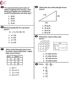 Pin On 6th Grade Common Core Worksheets