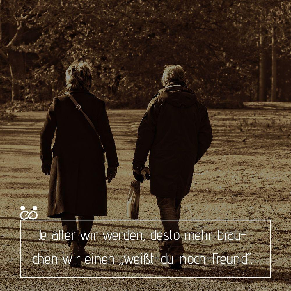 Freunde kennenlernen sprüche