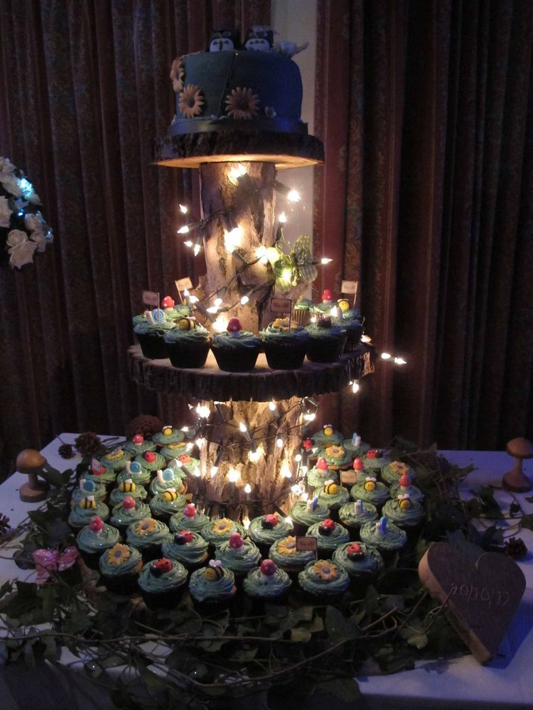How to make wedding cake stand at home
