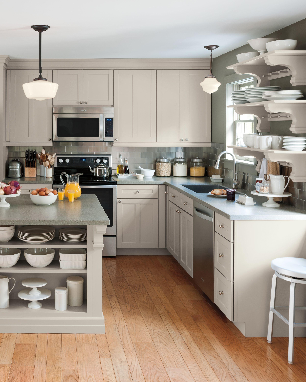 Martha Stewart Living Kitchen Designs From The Home Depot: Tour Martha Stewart's Maine Kitchen!