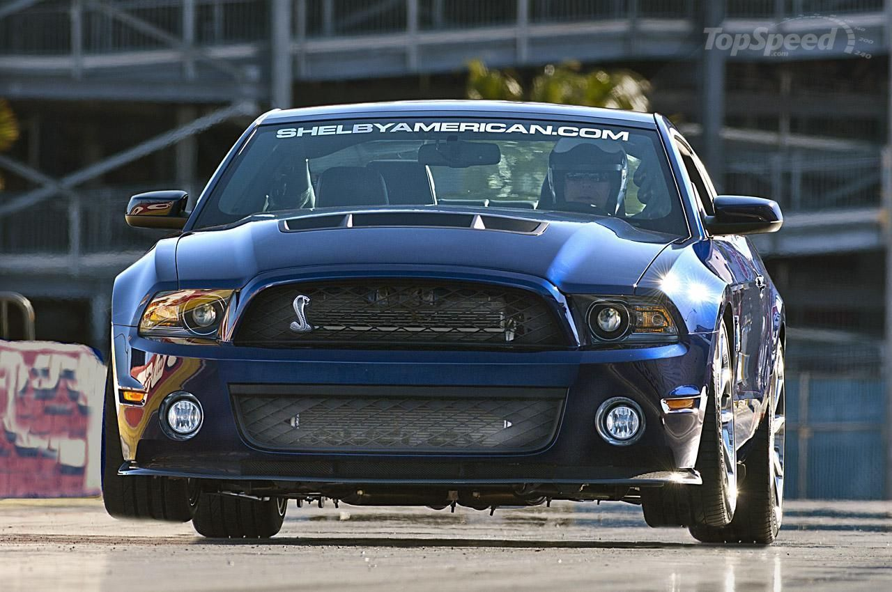 Shelby 1000 Mustang Shelby Super Carros Mustang