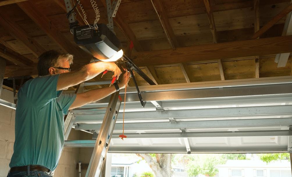 Garage Door Services Garage Door Opener Repair Automatic Garage