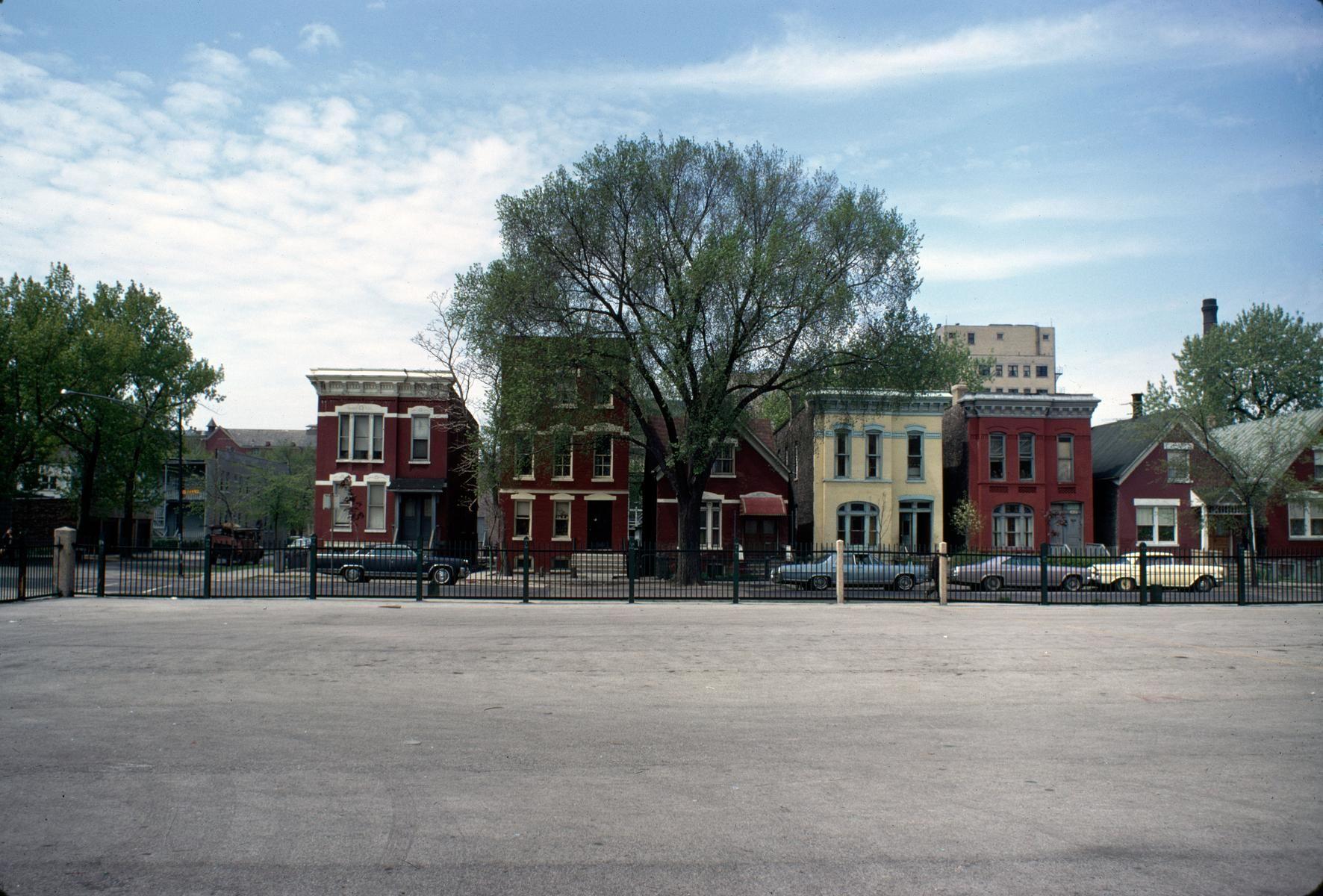 Bell Avenue at Hirsch 1967 Chicago neighborhoods, The