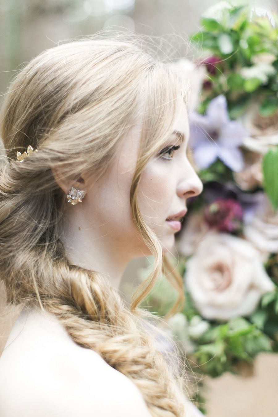 enchanting forest wedding inspiration with bohemian details
