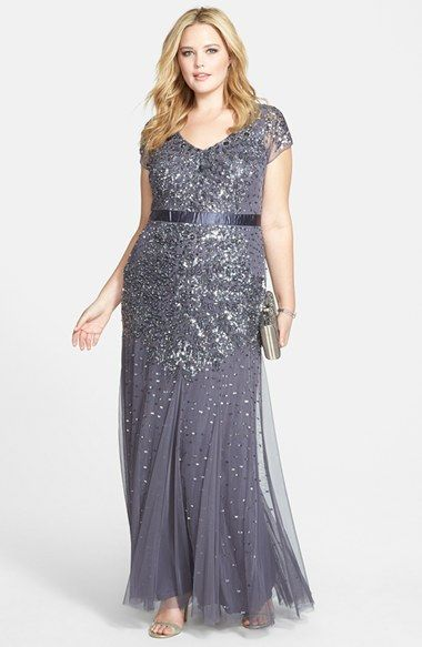 Fall Mother of the Bride Dresses | Bride gowns, Gowns and Adrianna ...
