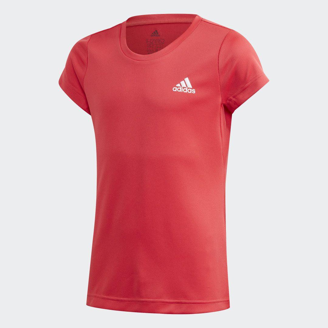 adidas AEROREADY T-Shirt - Rosa | adidas Deutschland