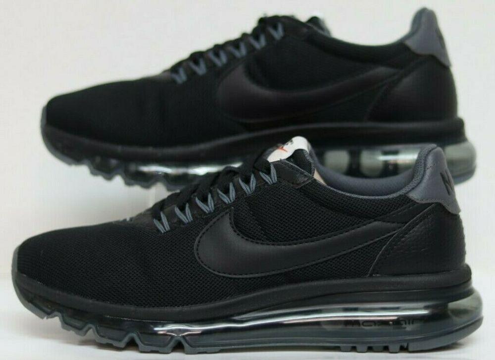 57ce6cc0b8 WMNS Air Max LD-ZERO Black/Dark Grey 896495-002 - Nike Airs (This is ...
