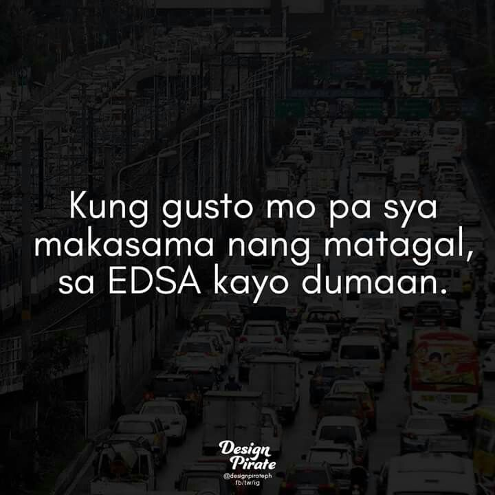 Pinoy Sayings/quotes At Hugot Lines