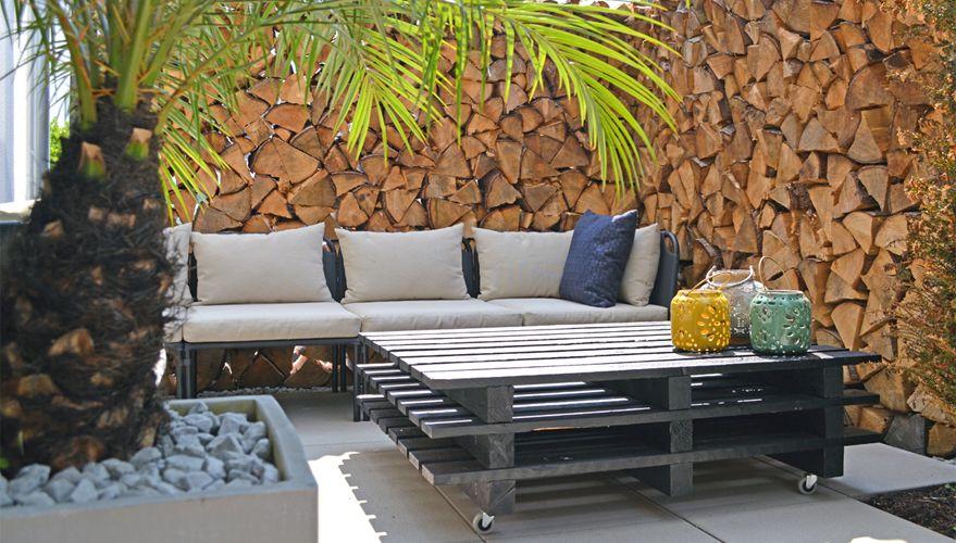 Palettenmöbel Selber Bauen Anleitung Outdoor Tisch Möbel