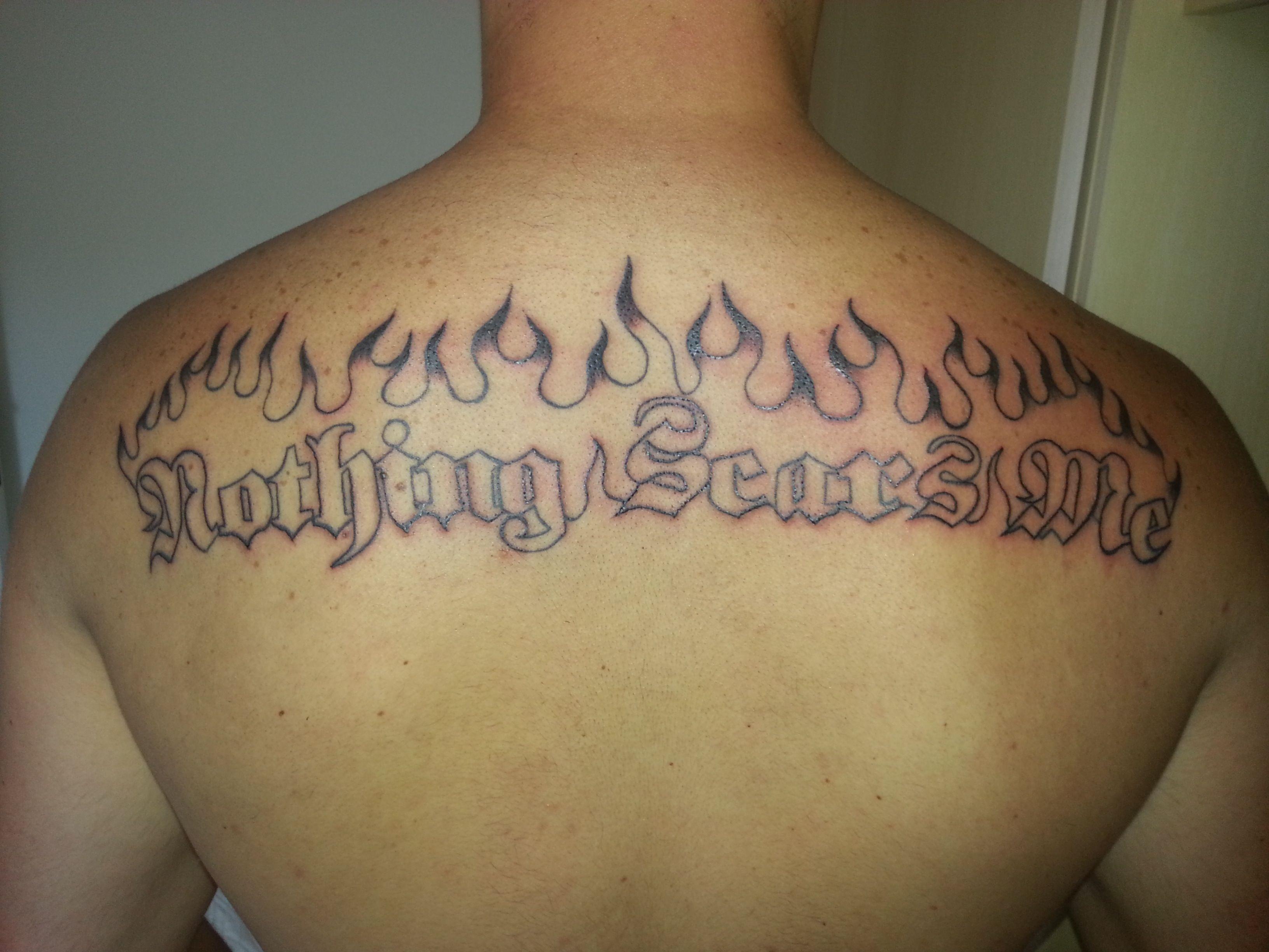Segunda sessão do gordo minhas tattoos pinterest