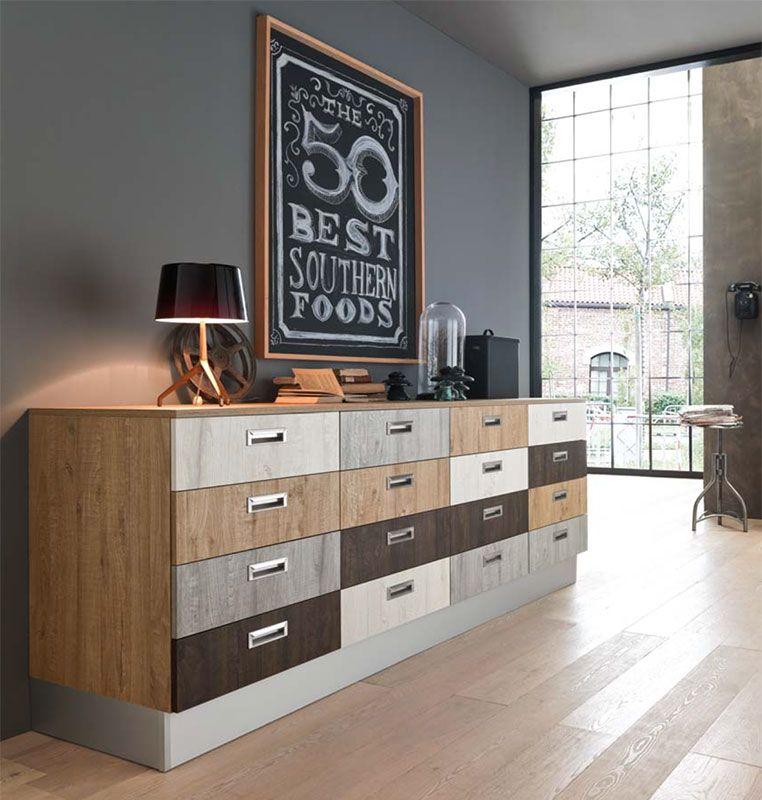 Trasforma la tua cucina con la cassettiera industrial cambia le regole dell 39 abitare e crea una - Crea la tua cucina ...