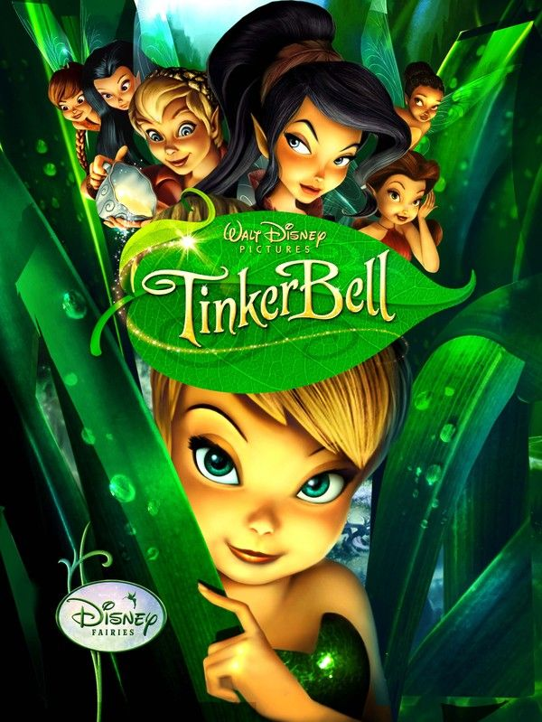 """Mike Bryan's cover for """"TinkerBell"""""""
