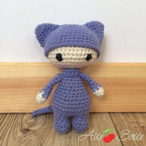Tuto Crochet Tiny Lalylala Mes Petits Amis Amigurumi