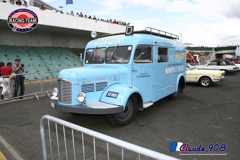 Camion Laffly B 686  gordini