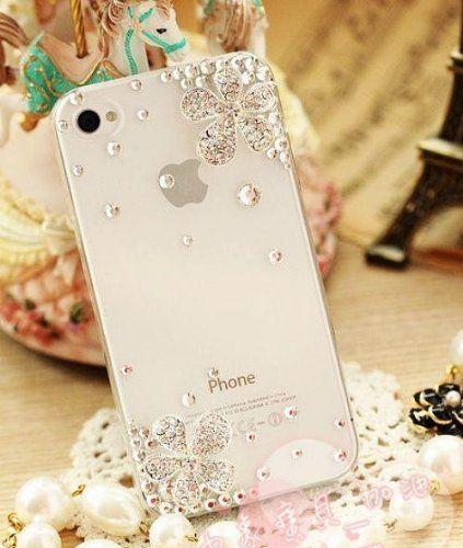 Handmade Luxury Designer Flower Five Leaf Grass Clover Bling 3d Special Crystal Case Cover for Apple Iphone 5c (2-daisy) Punkphone http://www.amazon.com/dp/B00GGC4GP6/ref=cm_sw_r_pi_dp_jELfub0WZT0EJ