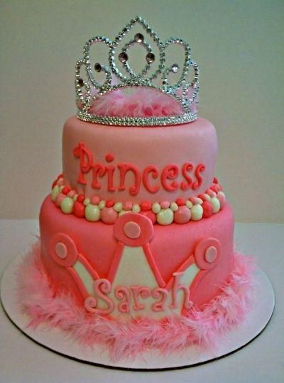 Remarkable Princess Birthday Birthday Cake Girls Little Girl Birthday Funny Birthday Cards Online Elaedamsfinfo