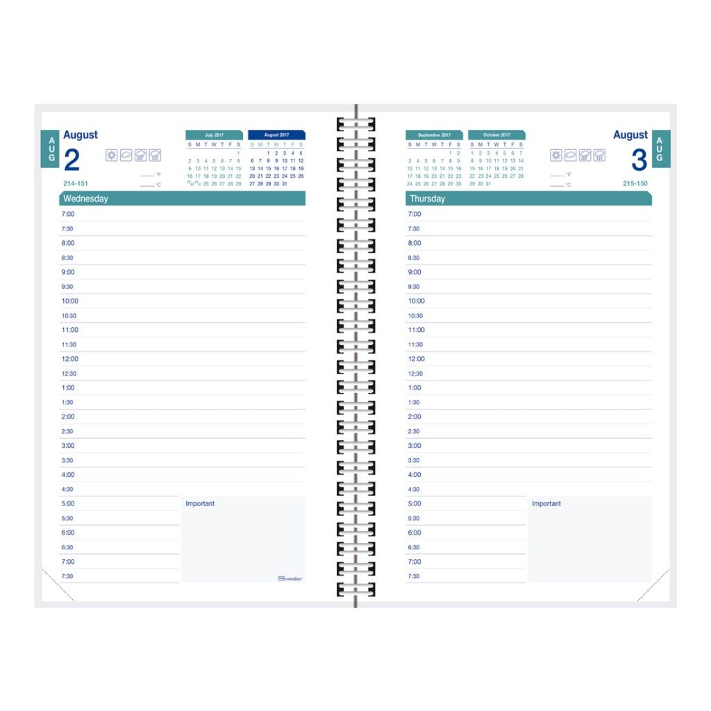 Printable Daily Planner Templates Office Business Templates