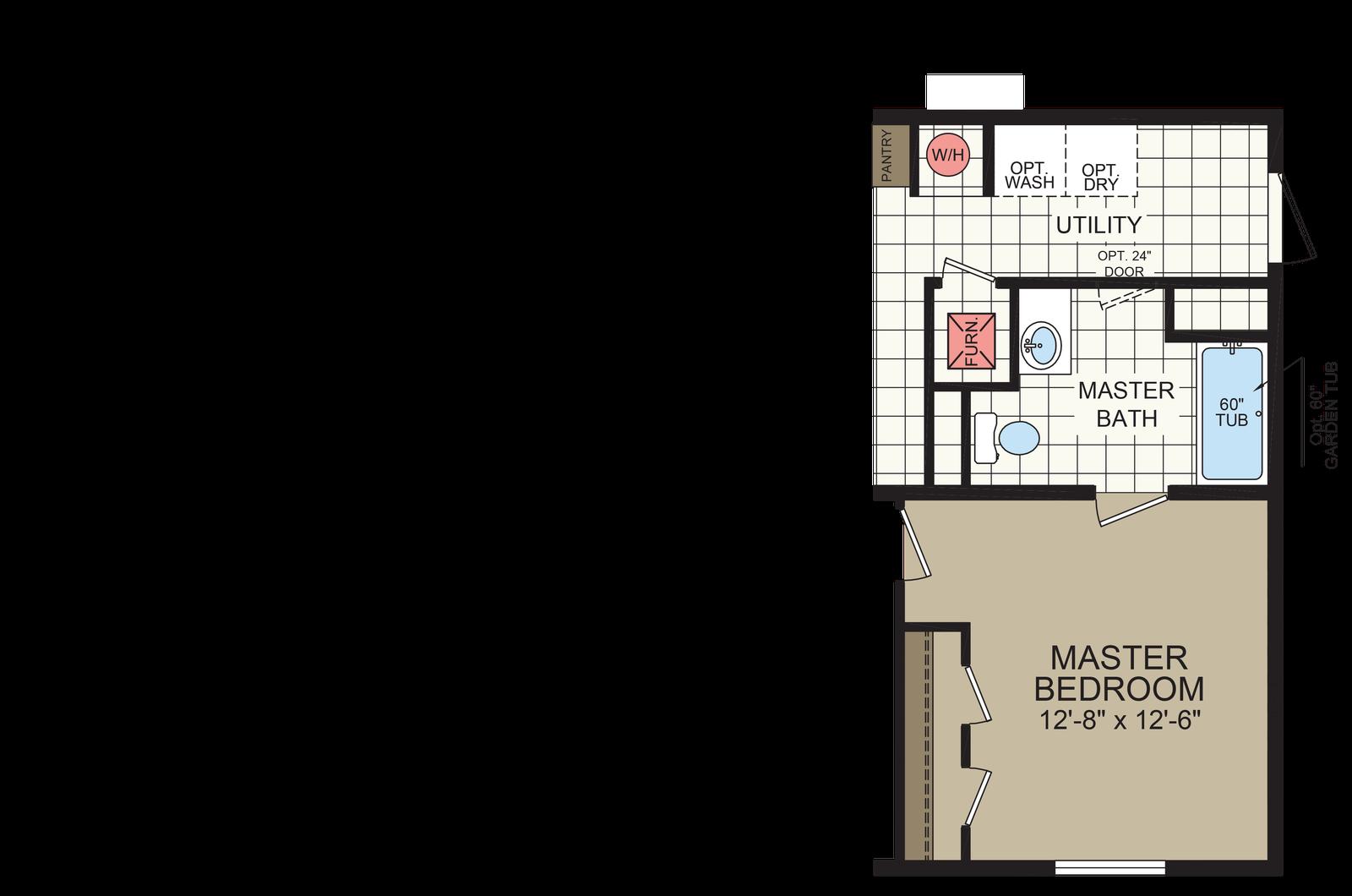 Advantage 2844 201 Redman Homes Indiana