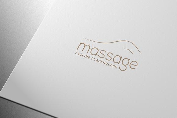 Massage logo massage logo logos and illustrator cs5 massage logo by graphicsauthor reheart Image collections