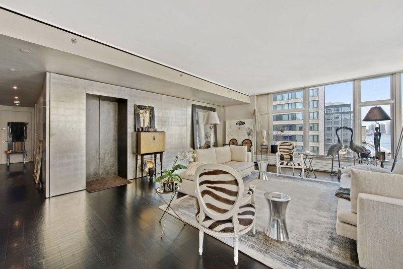 Etonnant Luxury Contemporary Paris Apartment | Manhattan Luxury Apartment  Sophisticated Manhattan Apartment Design .