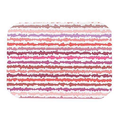 "Kess InHouse Nandita Singh ""Blush Stripes"" Pink Striped Place Mat, 17 by 12-Inch Kess InHouse http://www.amazon.com/dp/B00L64JWZI/ref=cm_sw_r_pi_dp_hUj0tb1S5X58ZZQ1"