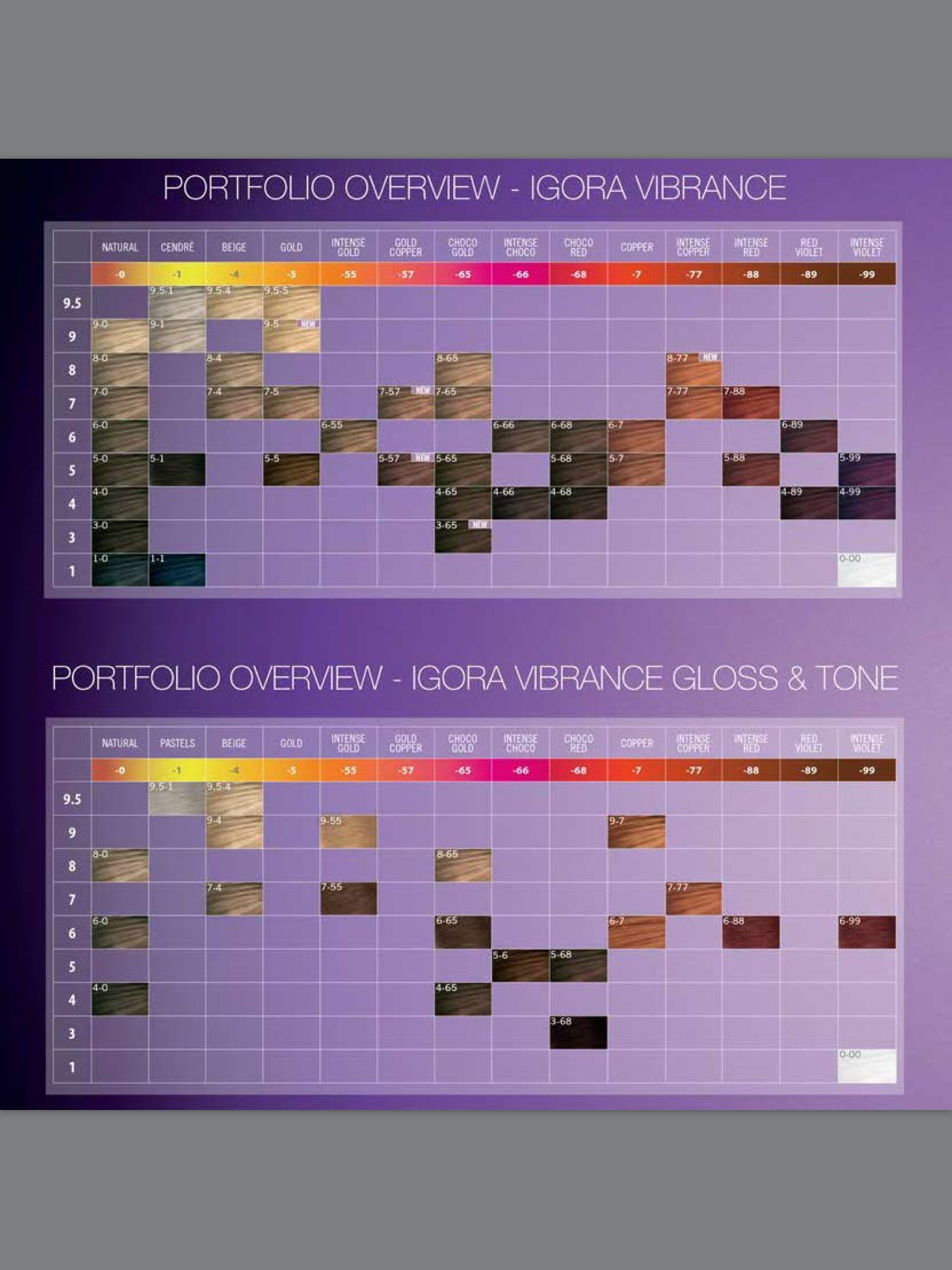 Schwarzkopf Igora Vibrance And G T Schwarzkopf Hair Color Chart Hair Color Chart Schwarzkopf Hair Color