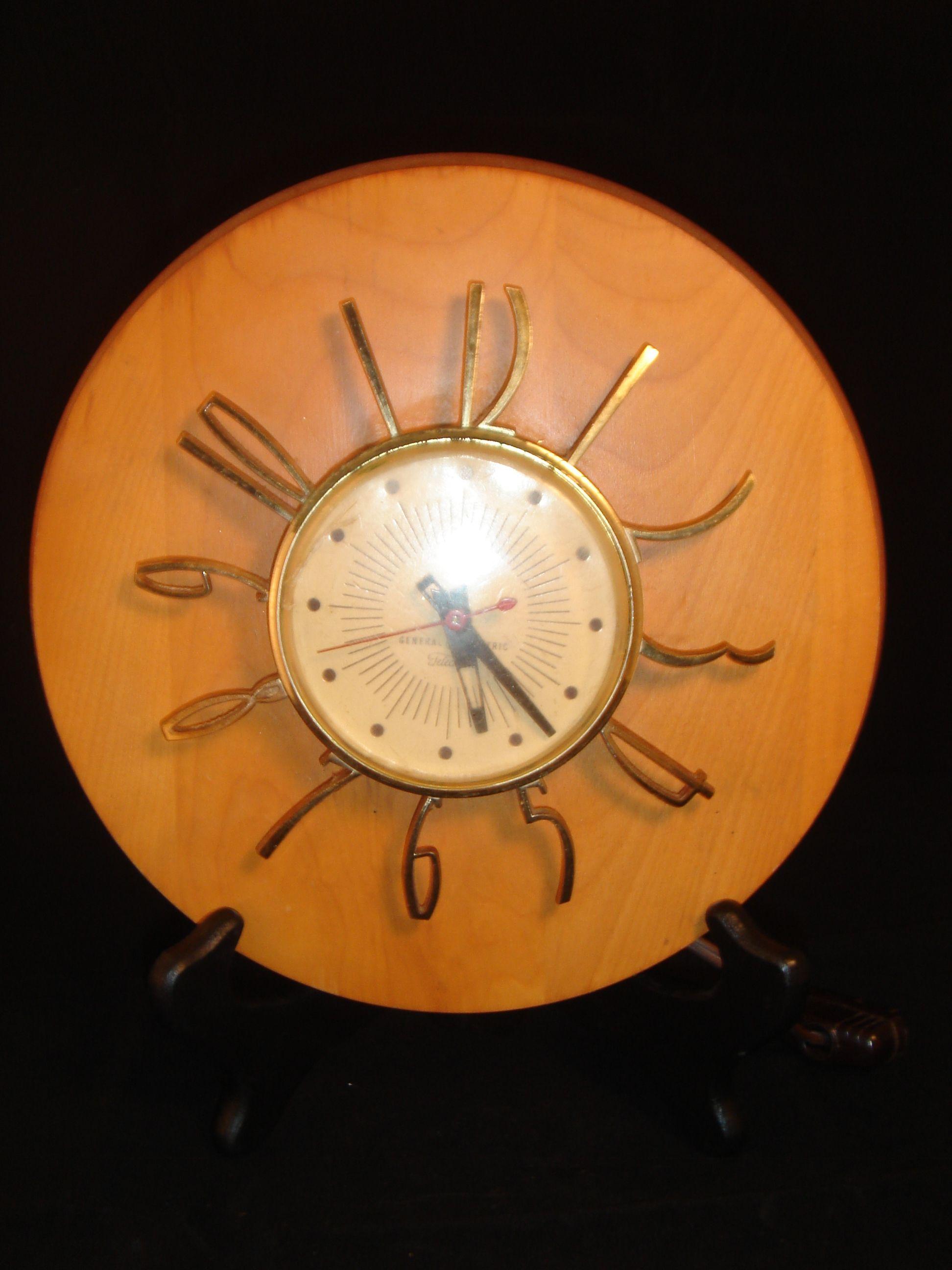 Vintage Telechron Wall Clock Wall Clock Clock Retro Decor