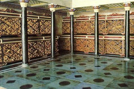 Image detail for -... egypt/images/alexandria/library/reonconstruction-storage-rooms-cosmos