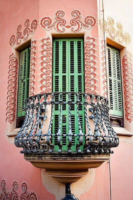 Gaudi\u0027s house - Park Güell, Barcelona, Spain Barcelona spain