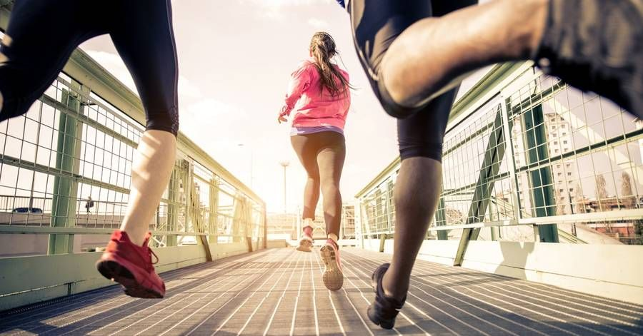 Exercise Has a Cascade of Positive Effects, Study Finds