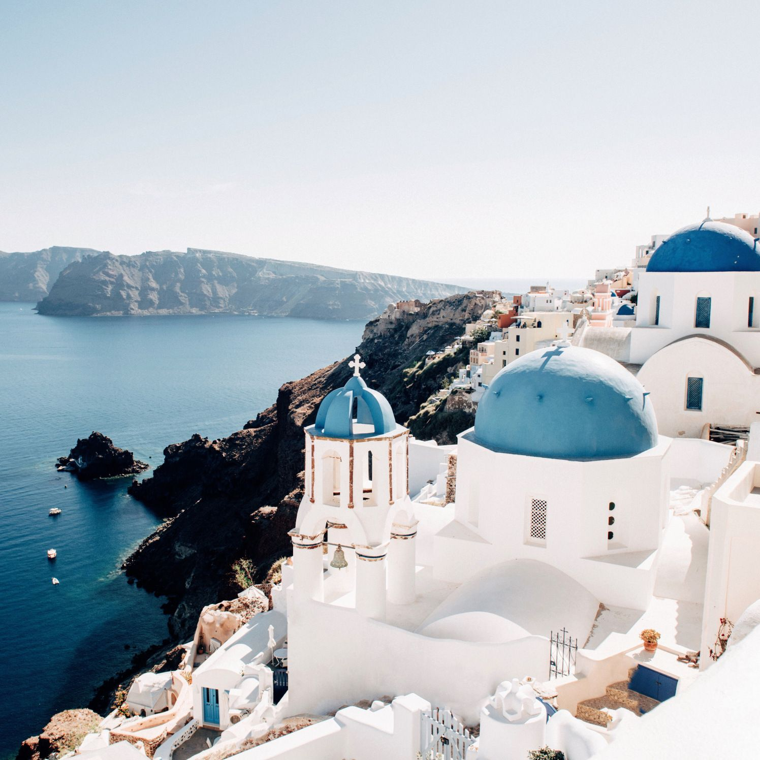 AT THE MOMENT | GYPSEA LUST IN THE GREEK ISLANDS