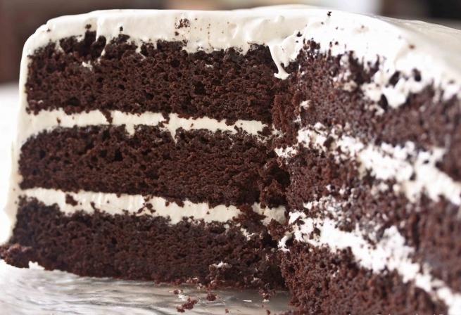 пирог с вареньем чёрный принц