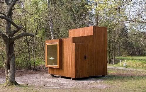 Refugio madera jardin 4 casas prefabricadas pinterest refugios madera y jard n - Refugios de madera prefabricados ...