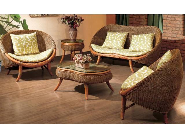 Rattan Furniture Indoor Furniture Traditional Home Furniture