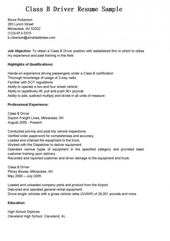 examples skills put resume for good example alexa Home Design - driver resume