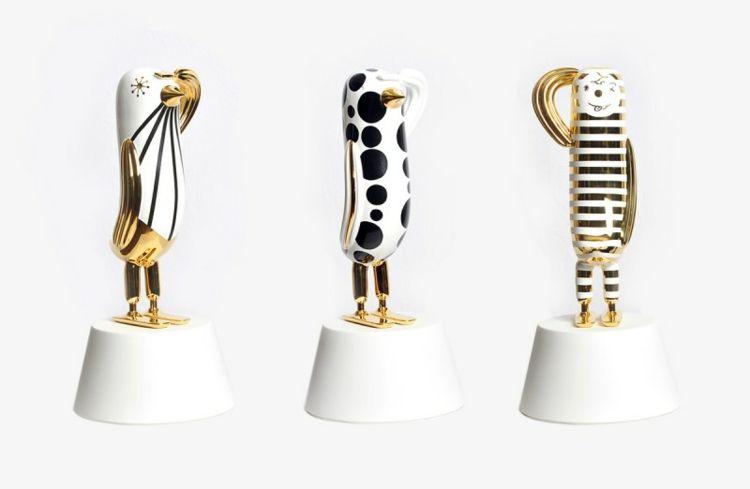 Wohnaccessoires design  Italienische Möbel Wohnaccessoires Bosa keramik design ...
