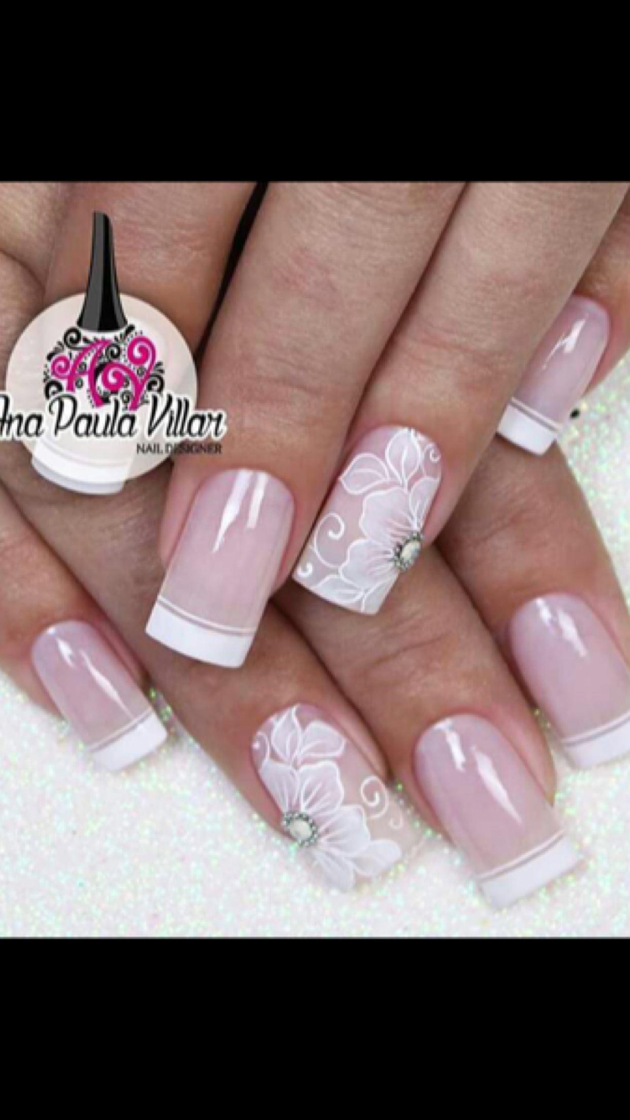 Pin by FloweyArt   Flower Hair Comb + Wedding hair accessories + ...