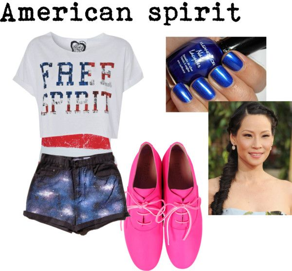 """""""Young spirit"""" by rizkadesi on Polyvore"""