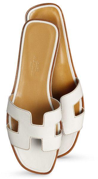 Hermes Oran sandal | Hermes shoes, Me too shoes