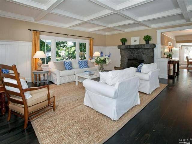 58 Shady Lane Ross Ca Craftsman Home Interior