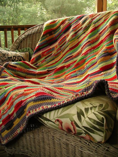Scrap Buster. .Fiddlesticks - My crochet and knitting ramblings.: September 2011 free pattern..