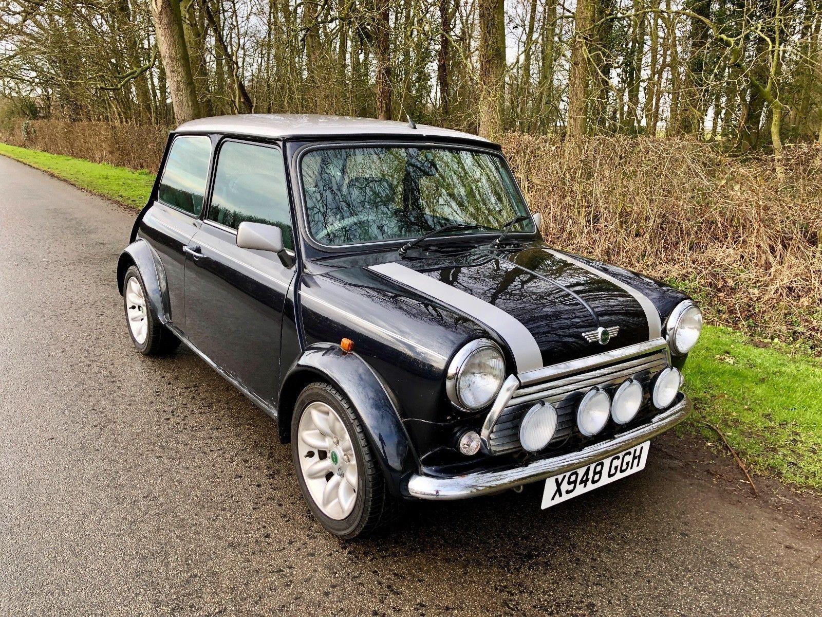 eBay: Rover Mini Cooper Sport Final Edition MPI Detailed Service ...