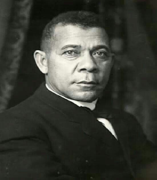 Booker T Washington Pictures In Color