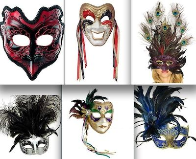 Mask Decorating Ideas These Masquerade Party Ideas Will Help You Plan A Spectacular