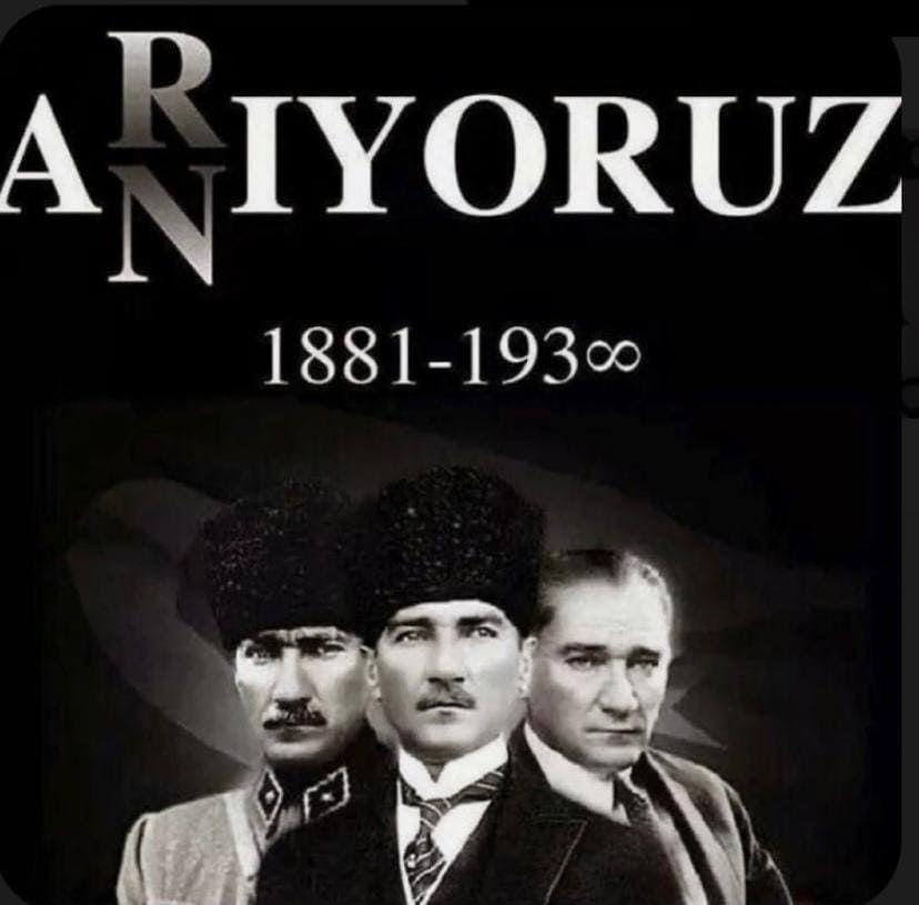 Her eserin bir imzası vardır. Bu ülkenin imzası da Atatürk'tür... 10 Kasım 1938'den bugüne seni her zamankinden daha çok özlüyor ve daha iyi anlıyoruz... Ruhun şad olsun... 💐🖤 . . . #10kasım #mustafakemalatatürk #atamizindeyiz #atatürkiye #10kasim1938 #ruhunşadolsun #korurlarbrokerlık #korurlarsigorta #since93years #sigorta #izmirsigorta #korurlarailesi #brokerlik #sigortabrokeri #sigortacılık #insurancebroker #insurance