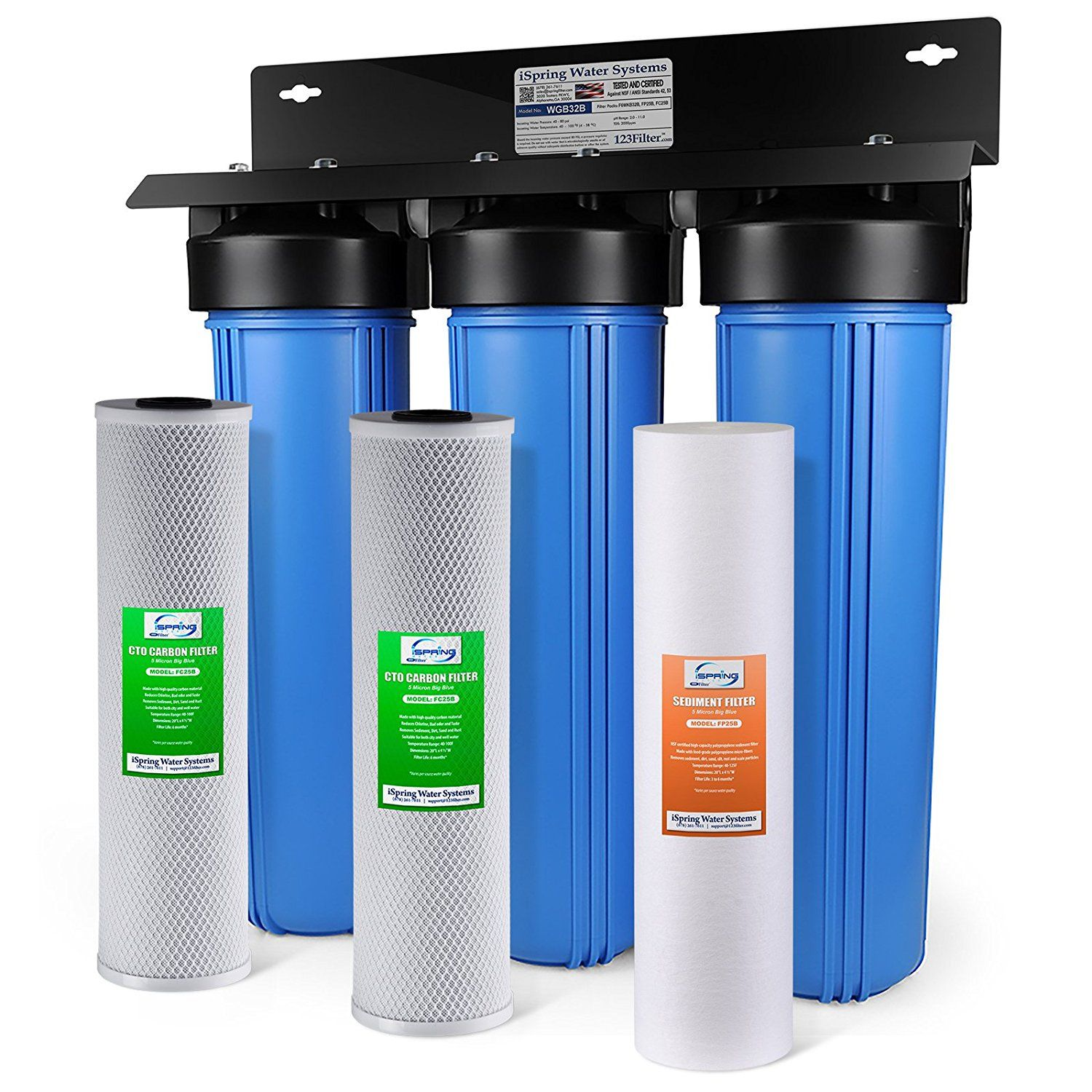 Here Is The Best Portable Water Filter With Flaws You Should Know About Water Filtration System Water Filters System House Water Filter