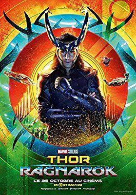 THOR RAGNAROK – Loki – French Movie Wall Poster Print – 30CM X 43CM Brand New: Amazon.de: Küche & Haushalt