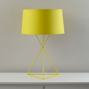 Kids lighting yellow steel wire table lamp yellow isosceles table kids lighting yellow steel wire table lamp yellow isosceles table lamp keyboard keysfo Choice Image