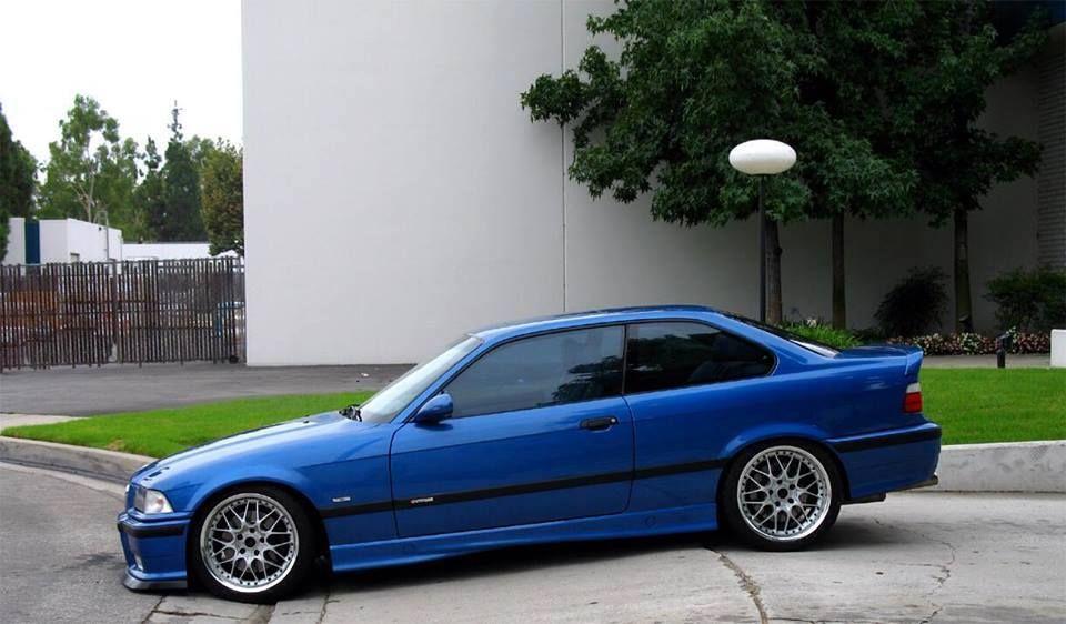 BMW E36 M3 blue | E36, E36 coupe, Bmw 1er