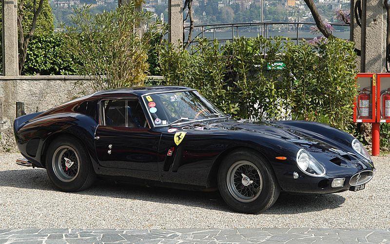 Ferrari 250 Gto 62 Old Sports Cars Gto Ferrari Car